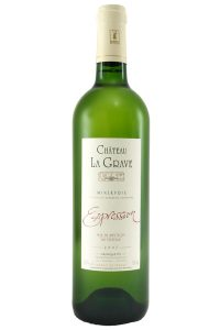 chateau Lagrave expression