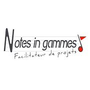 Logo Notes in Gammes